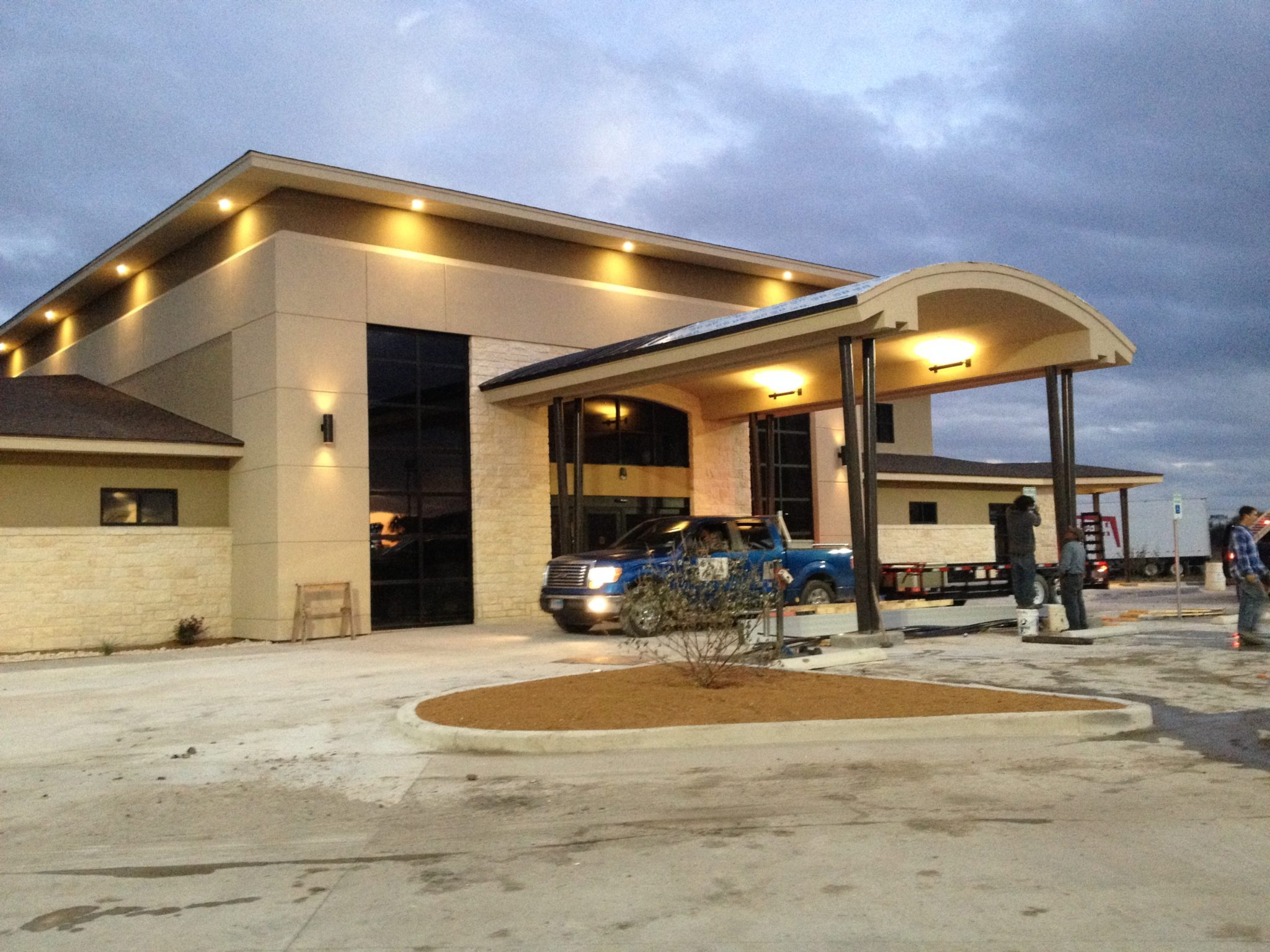 Built Wright Construction - Medical Facility Construction Central Texas