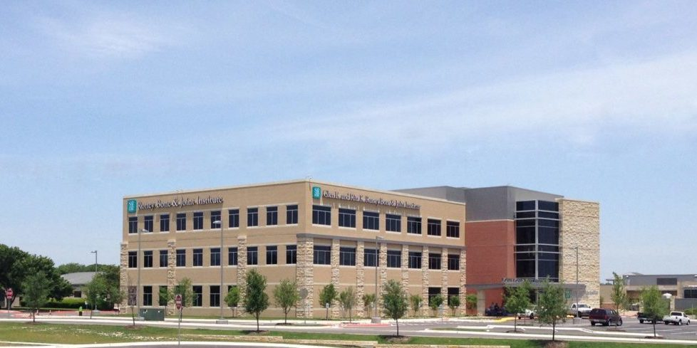 Built Wright Construction - Medical Facility Construction - Waco, Texas