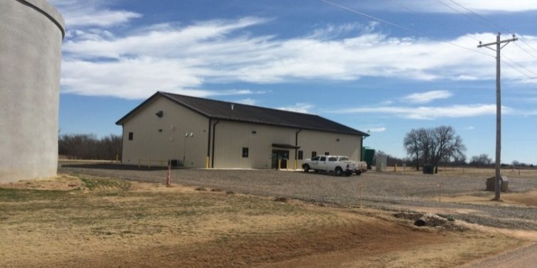 Built Wright Construction - Elk City Water Treatment Plant Construction