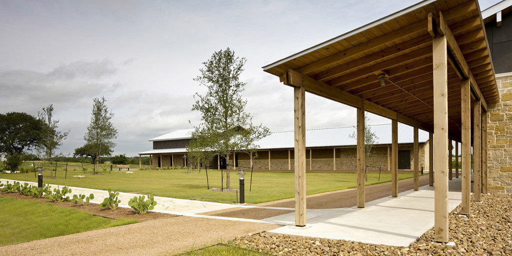 Built Wright Construction - Texas Game Warden's Training Facility Star Texas