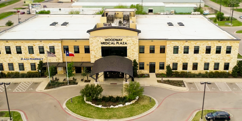 Built Wright Construction - Woodway Medical Plaza
