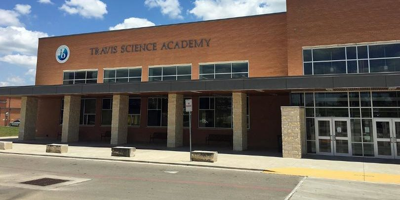 Built Wright Construction - Travis Science Academy Construction